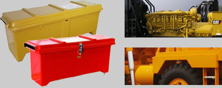 Buy Fiberglass Battery Boxes for Industrial & Equipment Use!